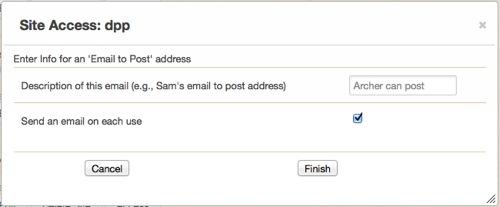 Telegram: Post to Telegram By EMail